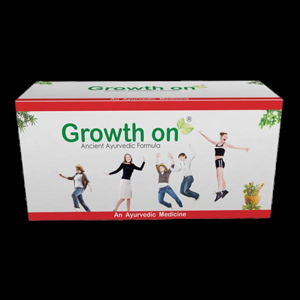 Growth On Powder