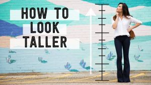 How to Look Tall